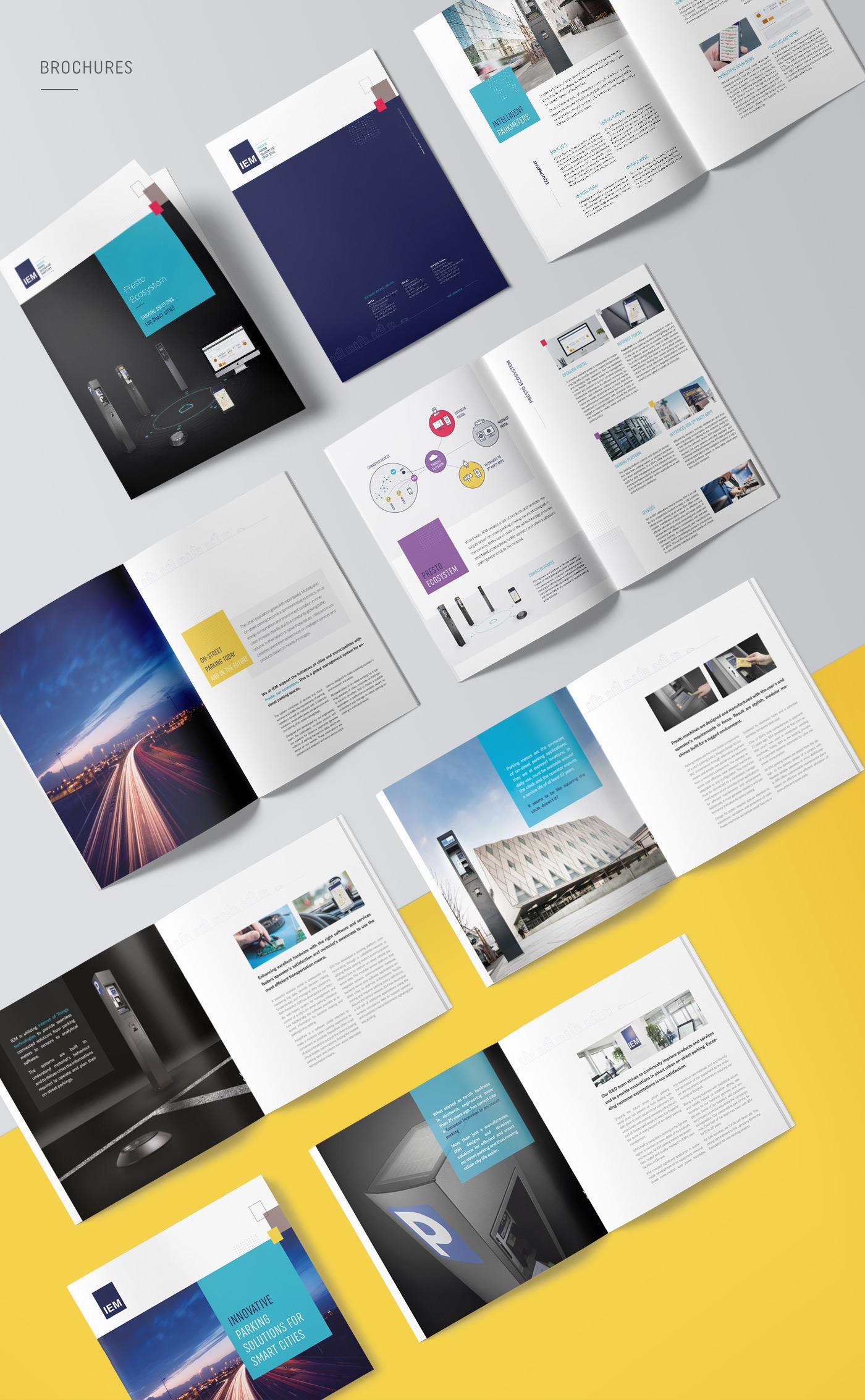 INTUIVE : Création brochures